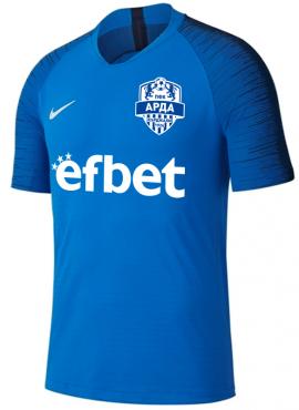 Синя мачова официална тениска – реплика