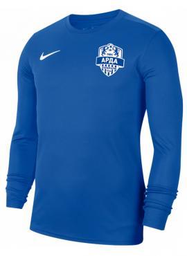 Фен блуза – синя